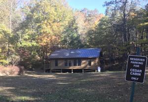 Cabin, small - Cedar