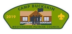 CAMP BUCKSKIN CSP - Green Border