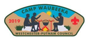 CSP CAMP WAUBEEKA - Green Border